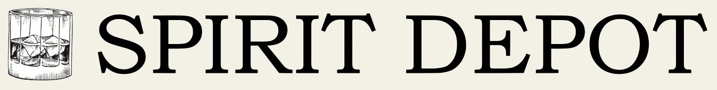 Spirit depot logo